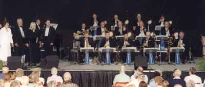 27-Classic Big Band and Nostalgics at GM Festival