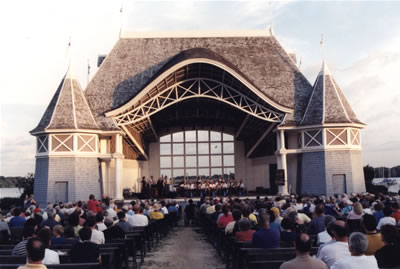 124 Lake Harriet Bandshell
